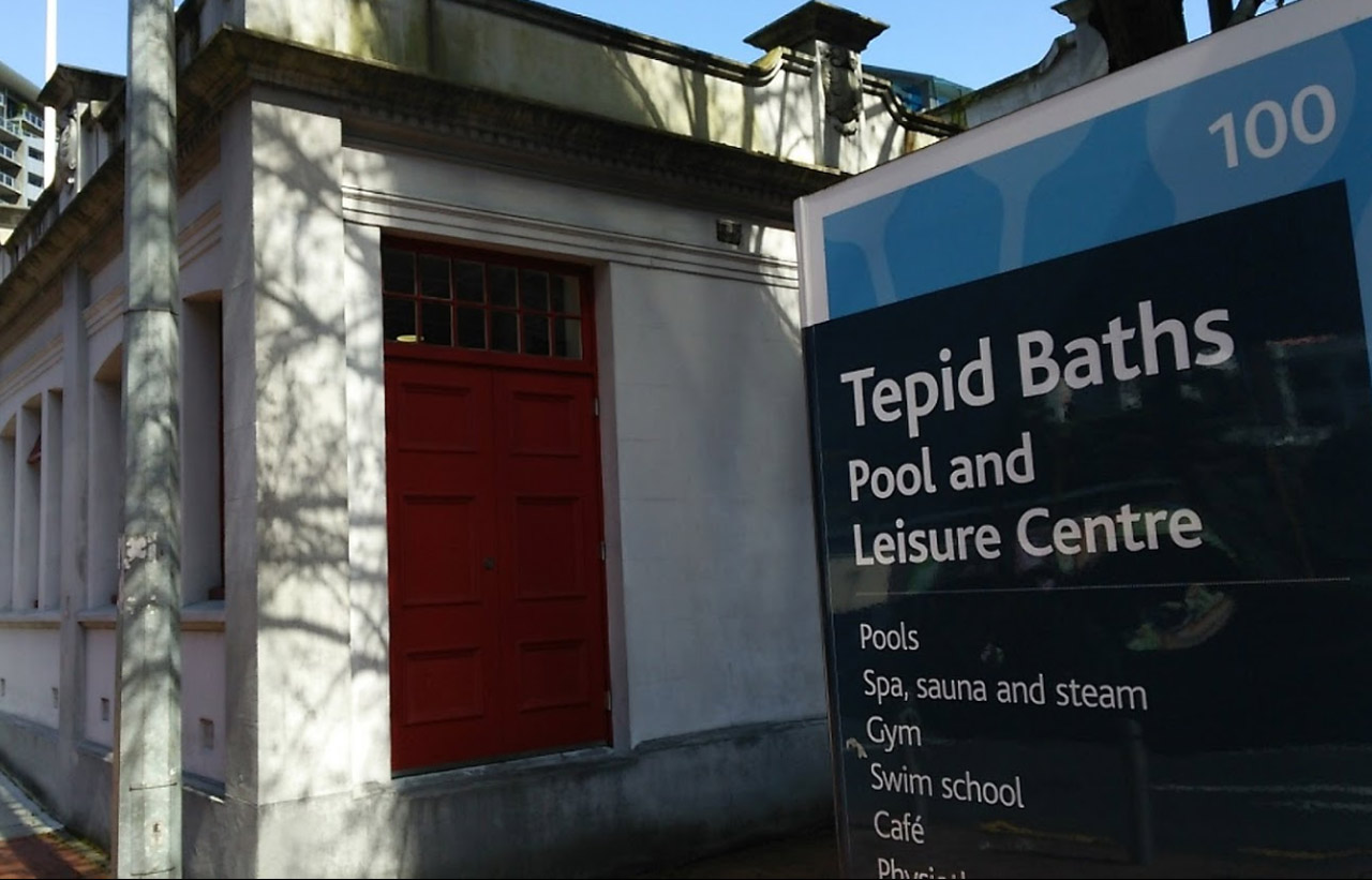 Tepid Baths